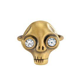Juana Skull Ring