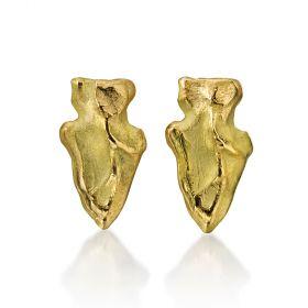 Arrowhead Stud Earrings