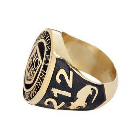 No Class Signet Ring