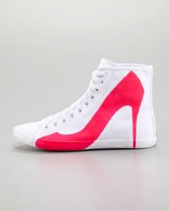 A High Heel That's as Comfortable as a Sneaker, Guaranteed