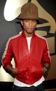 Step Aside, Heisenberg Hat! Pharrell's Hat Has Taken Over