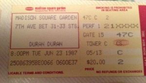 Throwback Thursday: Duran Duran, 1980s and Now