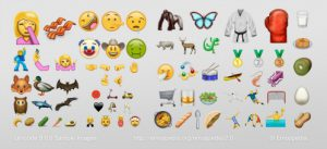 The Emoji Peeps Are Catching Up to Me!