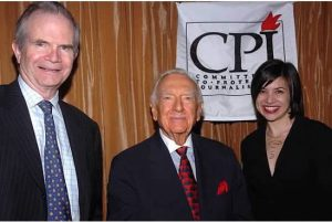 10 Years Ago Today: CPJ Honors Walter Cronkite