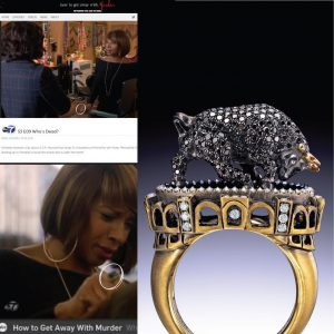Wendy Brandes Jewelry on HTGAWM and Bella
