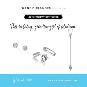 Jewels of the Month: Platinum for the Holidays