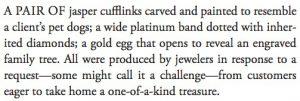 Talking Custom Jewelry With JCK Magazine