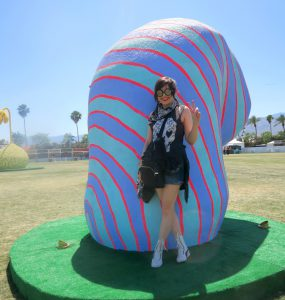What Wendy Wore: Coachella 2017