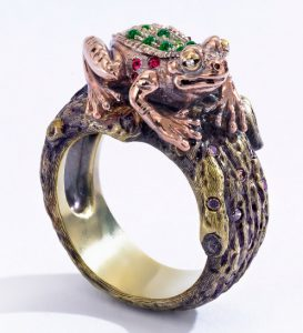 Wendy Brandes Jewelry in InStore Magazine