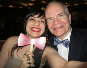 What Wendy Wore: Poynter's Bowtie Ball
