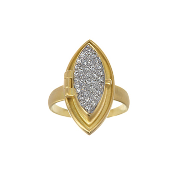 Agrippina ring.