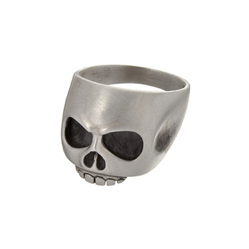 Memento Mori ring.