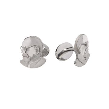 Freud cufflinks.