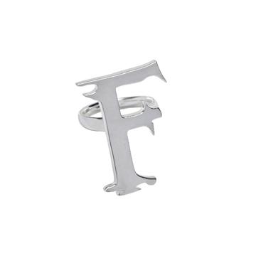 """""""F"""" ring."""