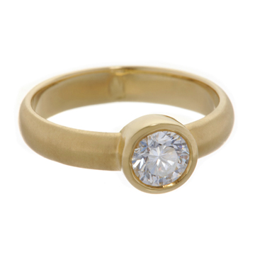 Olivia's final ring, photographed by John Muggenborg.
