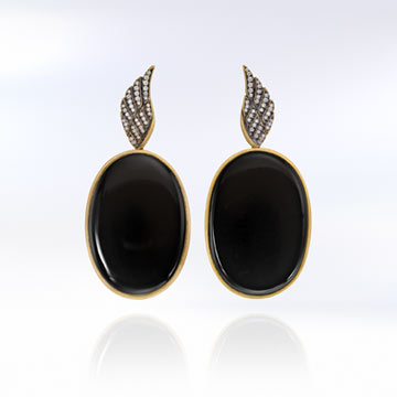 Cleves earrings.