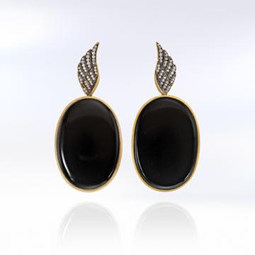 Cleves earrings.