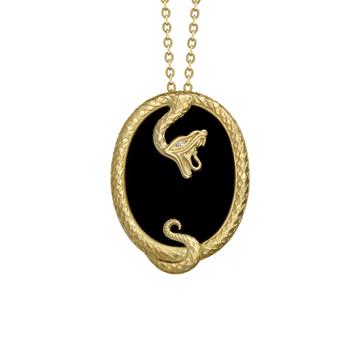 Queen of Scots necklace.