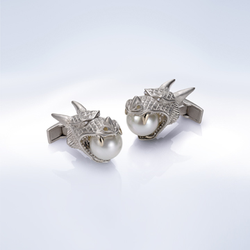 Empress Wu cufflinks.