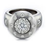The redesigned ring by Wendy Brandes.