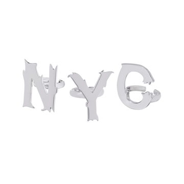 NYC ring set.