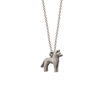 Little Woolf necklace.