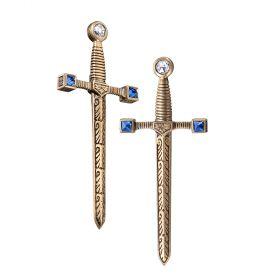 Matilda Sword Earrings