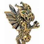 Empress Wu Dragon Earrings