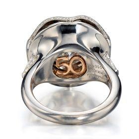 Ballerina-Style Ring