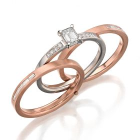 Helen Perma-Stacked Ring