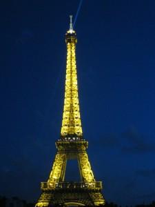 Paris, Day 1: Fiends, Food, Friends