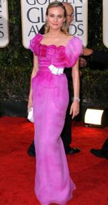 The Golden Globes, Diane Kruger and Listerine