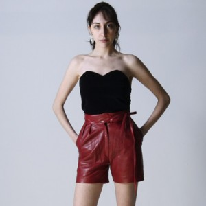 Looking for Leather Shorts?