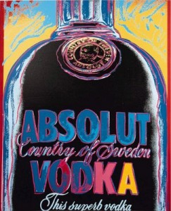 Iconic Image: Rachel Williams for Absolut