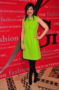 What Wendy Wore: Tiffeau at the Rising Star Awards