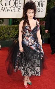 """Wear What You Want™"" Icon: Helena Bonham Carter"