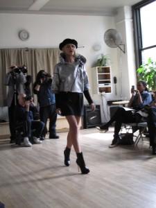 Stacy Lomman for Fall 2011: Vive Le Résistance!