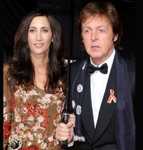 My Almost-Husband Paul McCartney to Wed Nancy Shevell