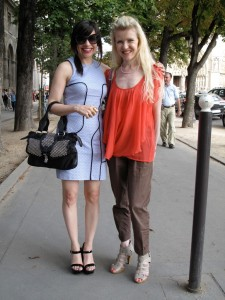 What Wendy Wore: Meeting Susu in Paris