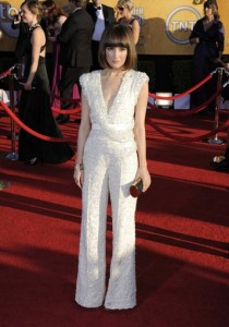 My Best Dressed at the SAG Awards: Rose Byrne