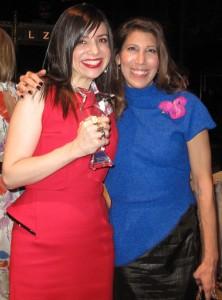 I'm a Fashion Group International Rising Star Award Winner!
