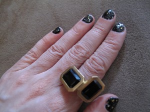 Sally Hansen Manicures by Tracylee Percival