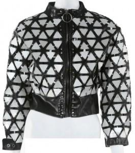 Futuristic Vintage: Paco Rabanne Jacket