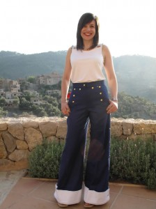 What Wendy Wore: Casual in Castelbajac