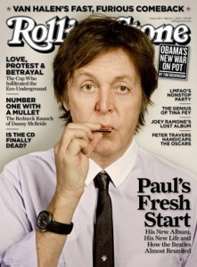 My Almost-Husband Paul McCartney Is 70