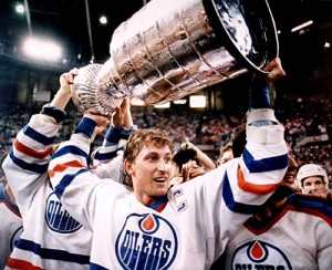 Words of Wisdom From Wayne Gretzky