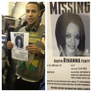 The Rihanna Plane Has Landed