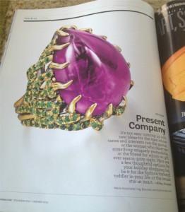 Wendy Brandes Jewelry in Ocean Home; Week in Review
