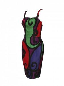 OMG-Worthy Vintage Dresses: Big, Bold, Bright Patterns