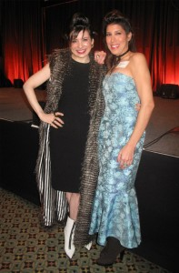 What Wendy Wore: Stacy Lomman to FGI's Rising Star Awards